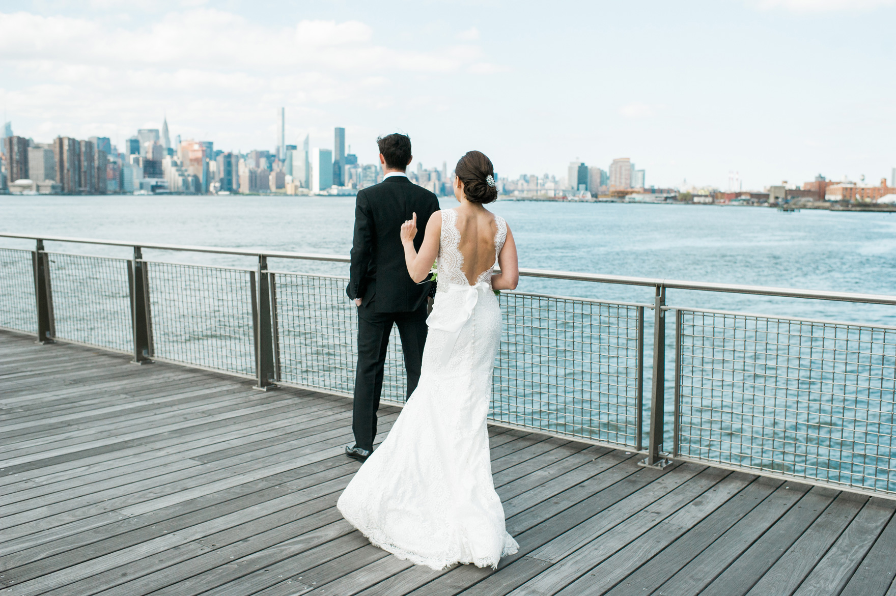 Williamsburg New York Fine Art Wedding by Christina Lilly Photography021