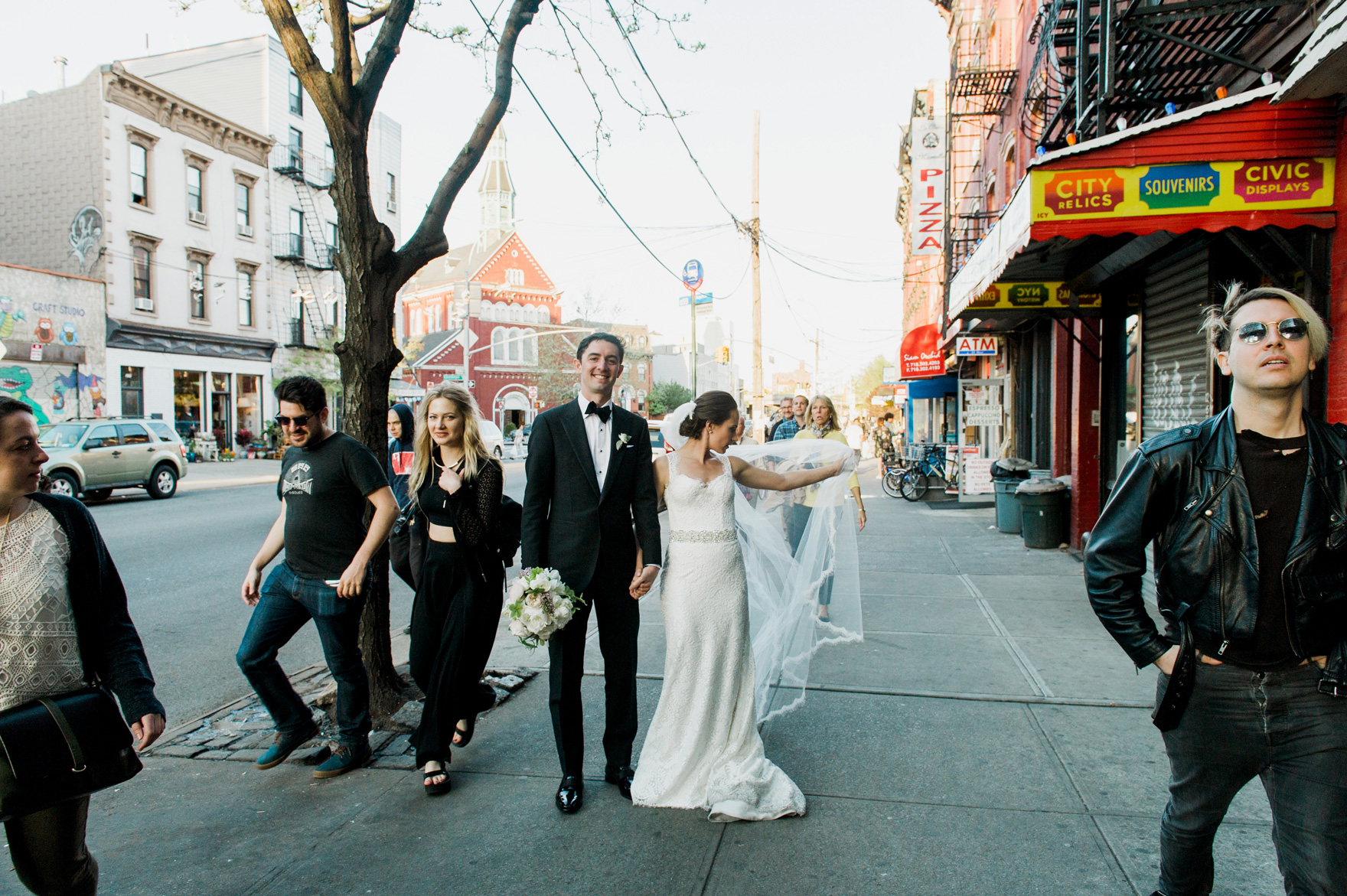 Williamsburg New York Fine Art Wedding by Christina Lilly Photography050