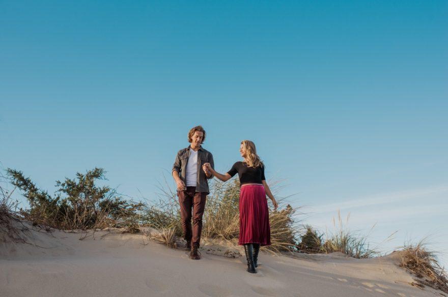 Florida Keys Engagement Session Candid Wedding Photographer